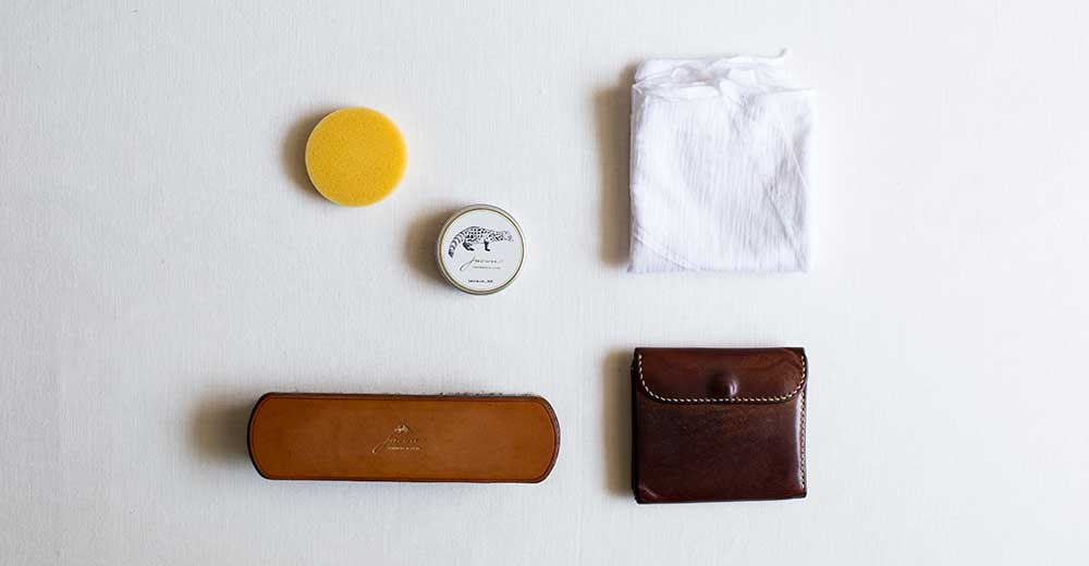 how to leather maintenance